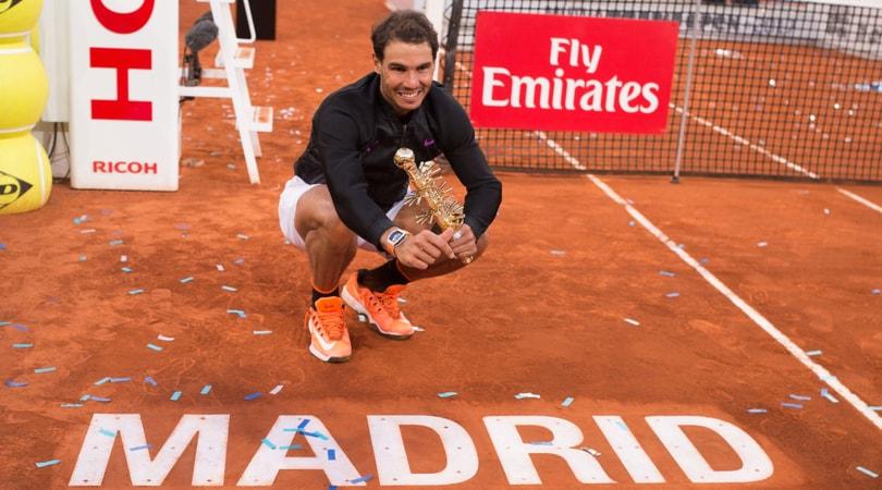 Nadal: «A Cardiff le migliori. Ma spero che vinca il mio Real Madrid»