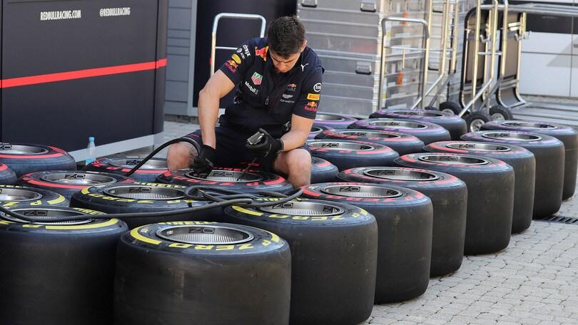 F1, Monaco: Pirelli, ecco le gomme scelte dai piloti