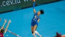 Volley: Valentina Diouf lascia il ritiro della nazionale