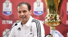 Juventus-Lazio, Allegri:«E' ora di raccogliere qualcosa»