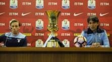 Coppa Italia, Inzaghi:«Forza Lazio, tutto è possibile»