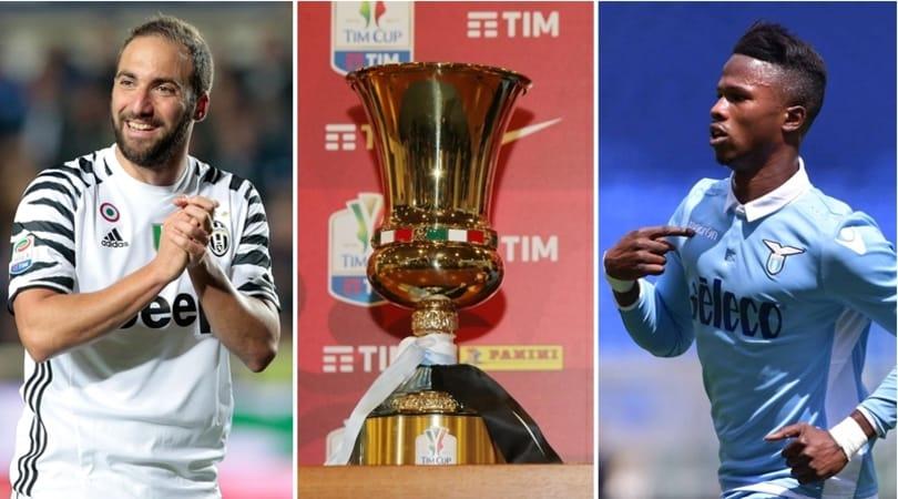 Finale di Coppa Italia, le probabili formazioni di Juventus-Lazio