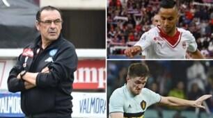 Calciomercato Napoli: tre mosse per arrivare al top