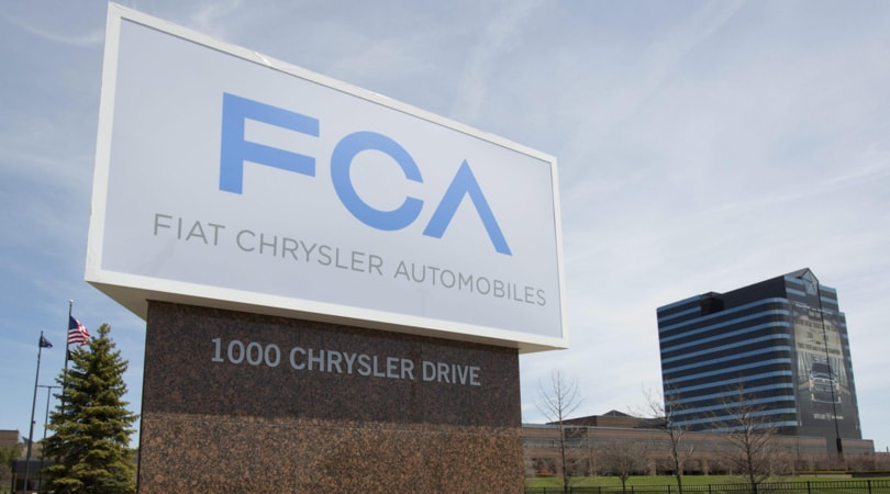 Fca: deposita richiesta certificazione emissioni diesel in Usa