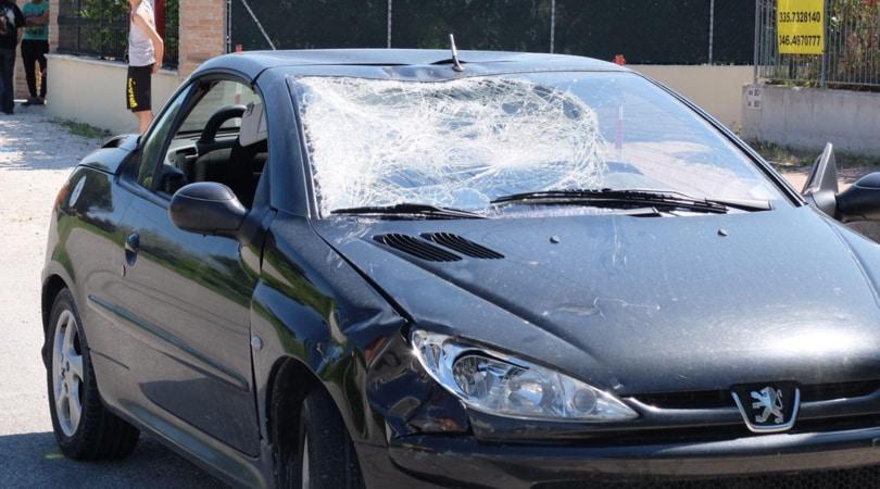 Incidente Hayden - Sul ciglio della strada trovato elemento fondamentale per le indagini