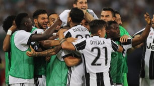 Juventus-Lazio 2-0, con Dani Alves e Bonucci la Coppa Italia è di Allegri