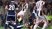 Coppa Italia, Juventus-Lazio 2-0: il tabellino