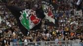 Coppa Italia Juventus-Lazio, l'Olimpico canta: «Chi non salta è giallorosso»