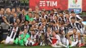 Coppa Italia alla Juventus, Lazio sconfitta 2-0