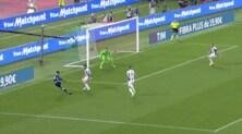 Juventus-Lazio, la moviola: Keita palo, Barzagli... mano