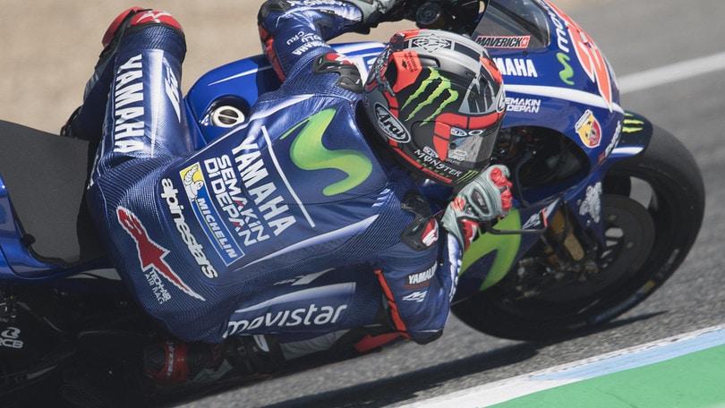 MotoGP 2017, test Jerez: Viñales seguito da Marquez