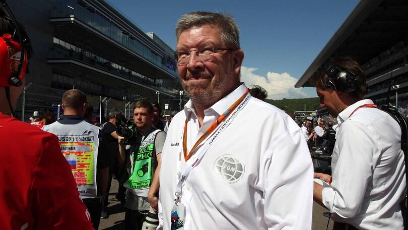 F1, Brawn: «Ho parlato con Ezpeleta: basta sovrapposizioni tra Gp»