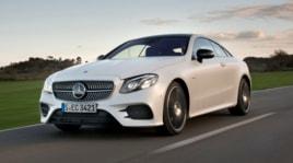 """Mercedes Classe E Coupé, un """"mostro"""" di bellezza"""
