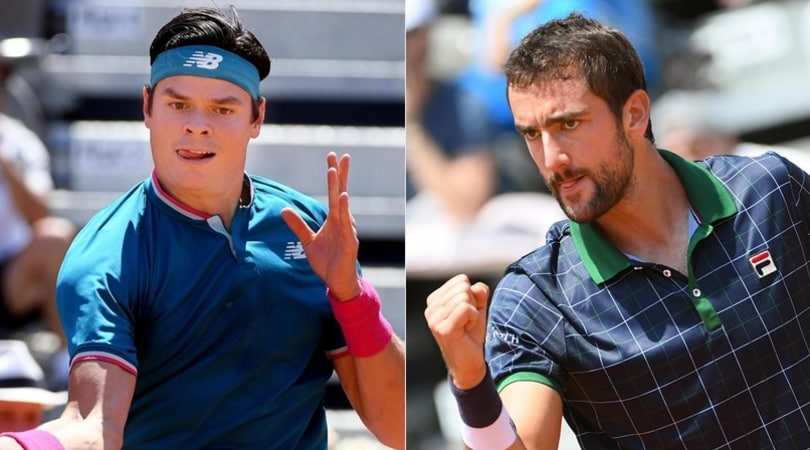 Internazionali d'Italia: Raonic e Cilic ai quarti, Berdych eliminato