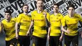PUMA presenta il nuovo home kit del Borussia Dortmund