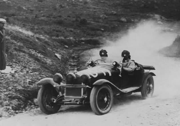 Alfa, Nivola e Mille Miglia: trinomio da leggenda