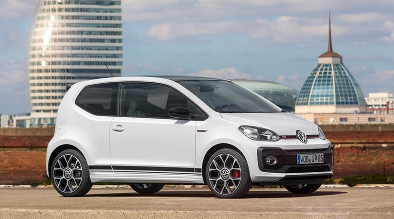 Volkswagen Up! GTI Concept
