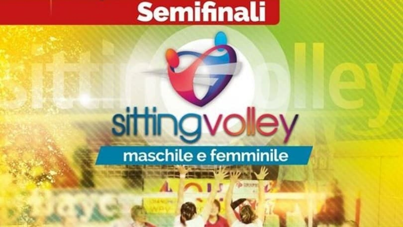 Sitting Volley: nel week end a Gioia del Colle le semifinali del C.I.