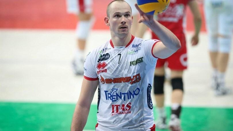 Volley: A2 Maschile, a Siera arriva l'opposto slovacco Nemec