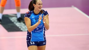 Volley: A1 Femminile, Raffaella Calloni firma per Modena