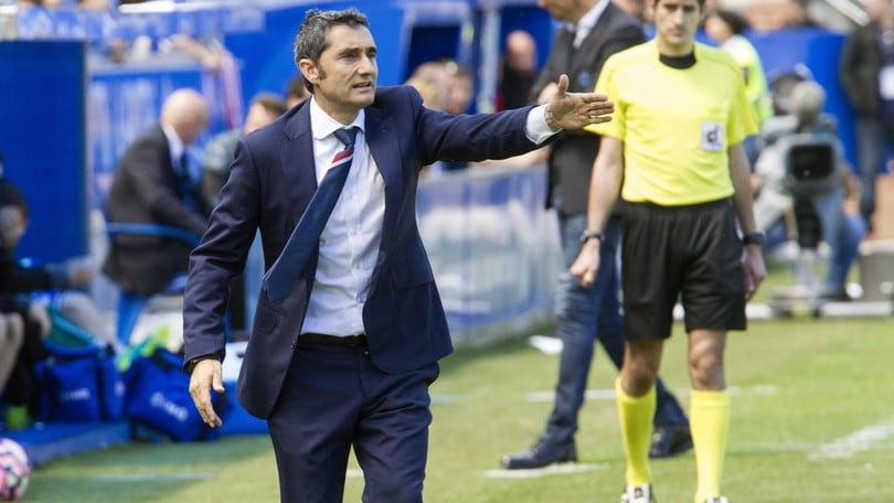 Ernesto Valverde svelerà il suo futuro solo al termine della Liga
