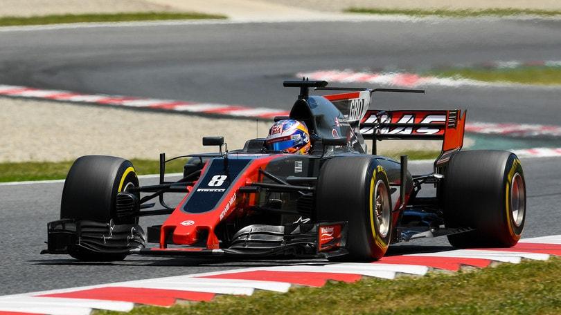 F1, a Monaco nuova livrea per il Team Haas
