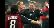 Ancelotti: «Col Milan una Champions da brividi. E chiedo scusa a Zola»