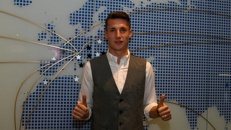 UFFICIALE: Inter, il giovane Pinamonti ha rinnovato fino al 2021