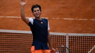 Thiem show agli Internazionali: battuto Nadal!