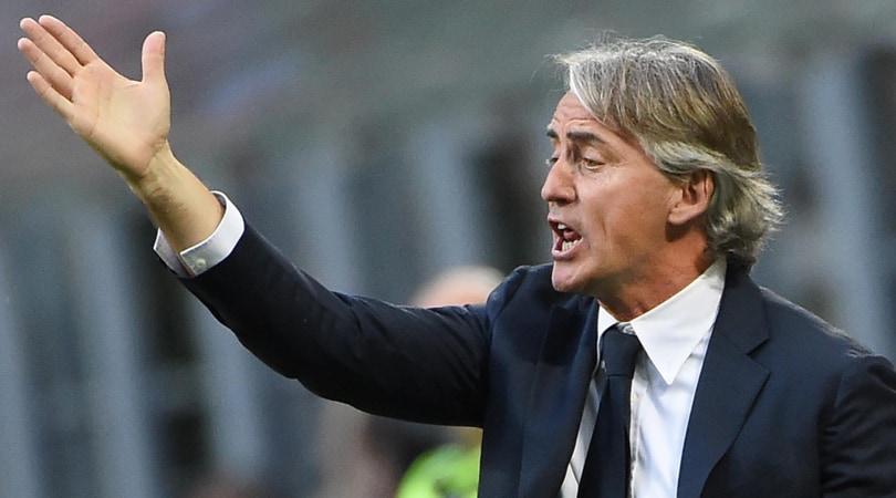Mancini:«Inter? Ho una dignità, non potevo continuare»
