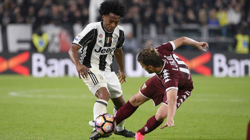 Cuadrado: «Triplete Juventus? Prima pensiamo a battere il Crotone»
