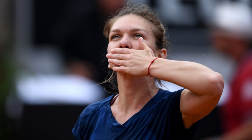 Internazionali d'Italia: Simona Halep è la prima finalista