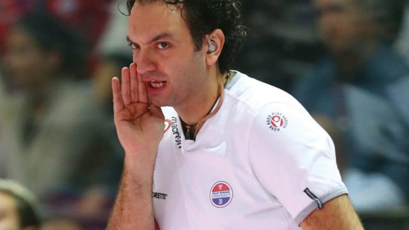 Volley: Lavarini sarà il primo tecnico italiano ad allenare in Brasile