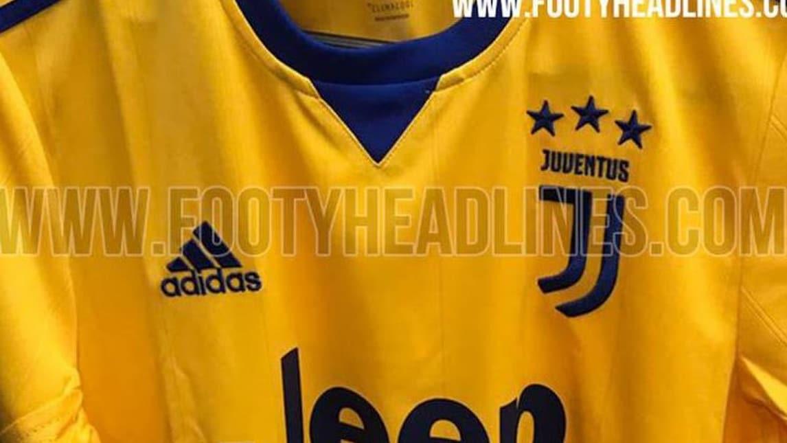 Seconda Maglia Juventus Acquista