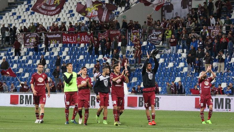 Lega Pro play off, Reggiana ok sulla Juve Stabia. Supercoppa, tris del Foggia