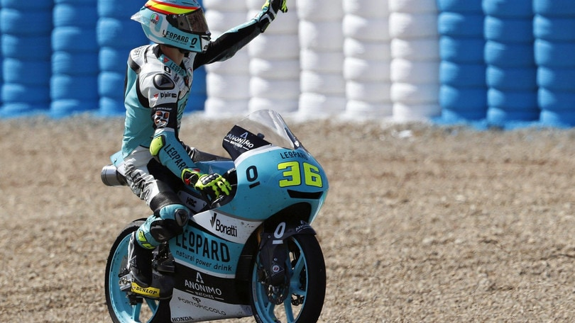Moto3 Le Mans, vittoria in solitaria per Mir