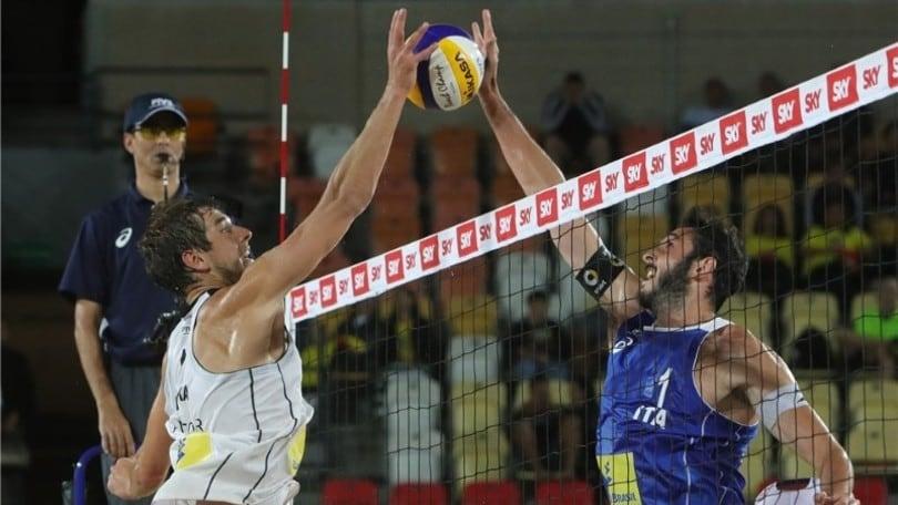 Beach Volley: Lupo-Nicolai a Rio sul terzo gradino del podio