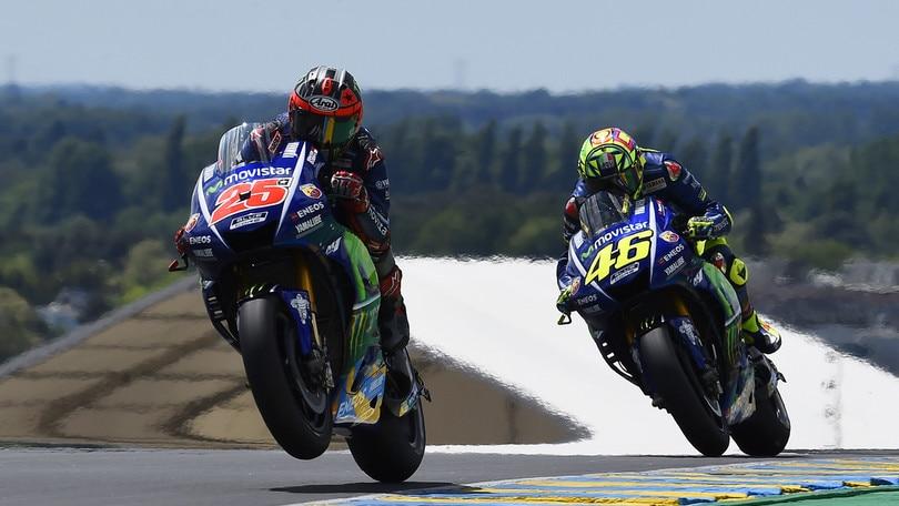 MotoGp, Rossi scivola anche in quota: il titolo sale a 5,00
