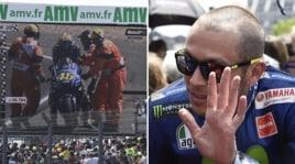 MotoGp, che beffa per Rossi: le emozioni di Le Mans
