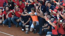 Zverev vince gli Internazionali d'Italia, che gioia per il tedesco!