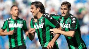 Serie A: Sassuolo-Cagliari 6-2, festa del gol al Mapei Stadium
