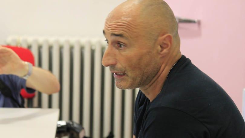 Volley: A1 Femminile, Casalmaggiore ha presentato Marcello Abbondanza