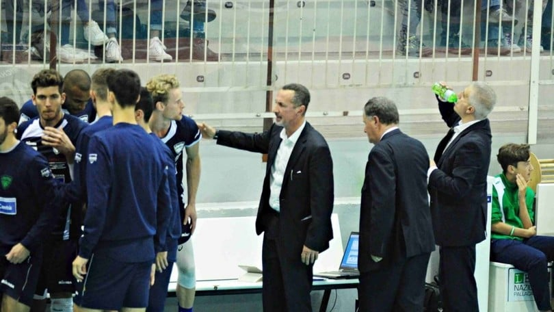 Volley: A2 Maschile, Cantù saluta Della Rosa e si affida a Cominetti