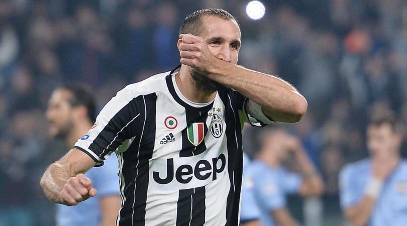 Juventus, Chiellini: «Siamo più forti rispetto alla finale di Berlino»