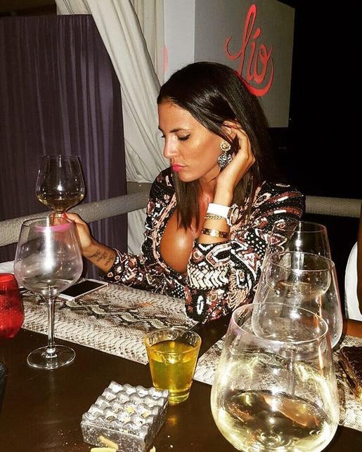 Yolanda Ruiz, moglie del portiere del Napoli, incanta al San Paolo. E non solo...
