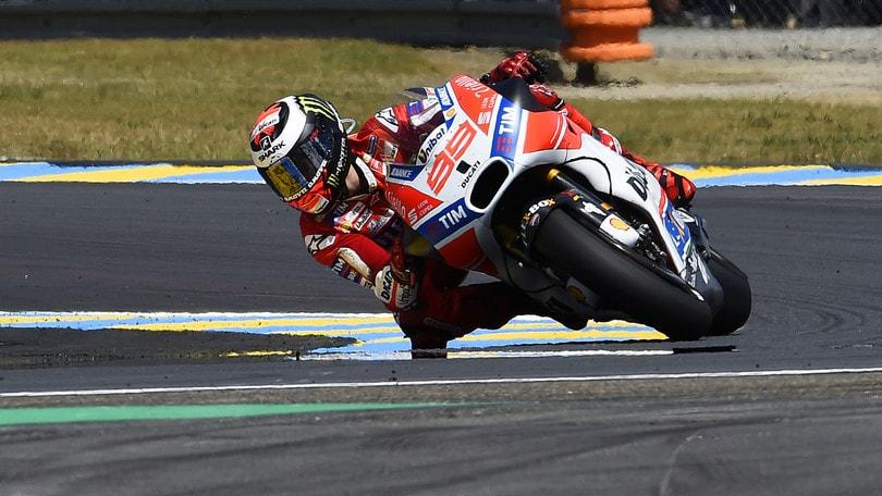 MotoGp, Ducati: test positivi a Barcellona