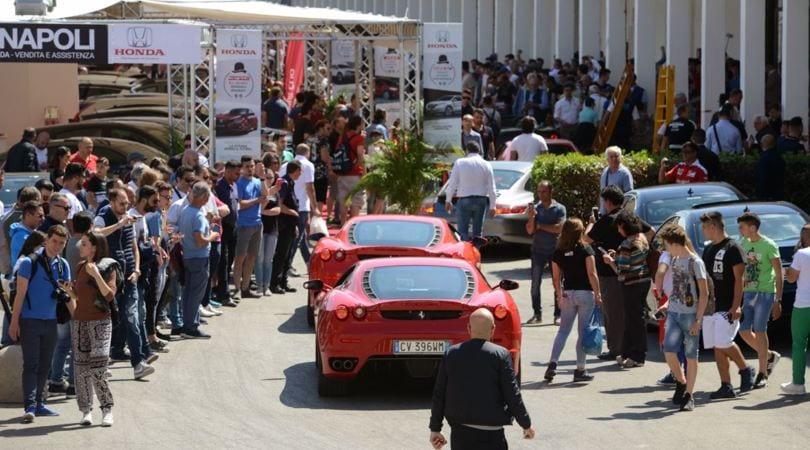 Napoli Motor Show, buona la prima