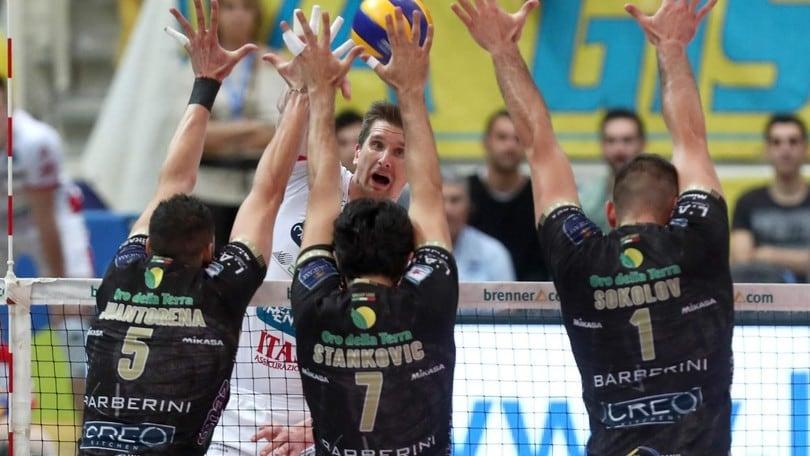 Volley - La Fivb testerà le partite con 7 set