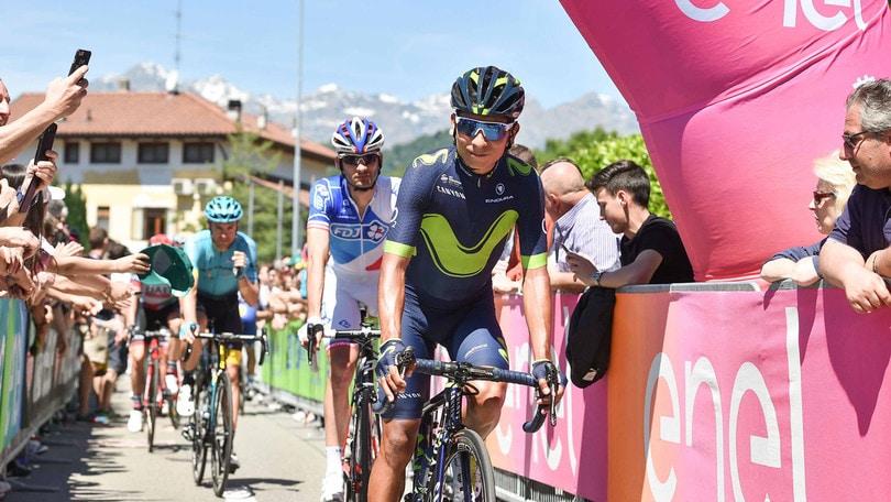 Giro d'Italia: Stelvio, i bookie chiamano Quintana