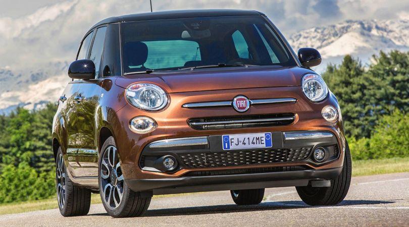 Nuova Fiat 500L, ora è Urban e Cross